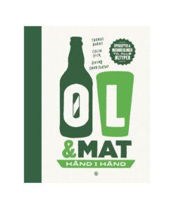 Øl og mat hånd i hånd. En herlig bok!