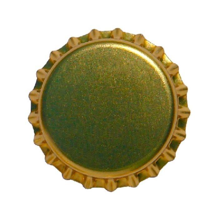 Ølkorker gull 26mm