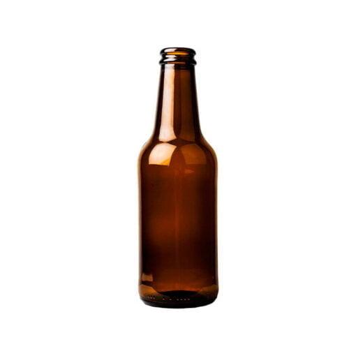 0.25l Longneck flasker. Brune! Ølbrygging!