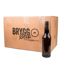 0.33l ølflasker Longneck flasker