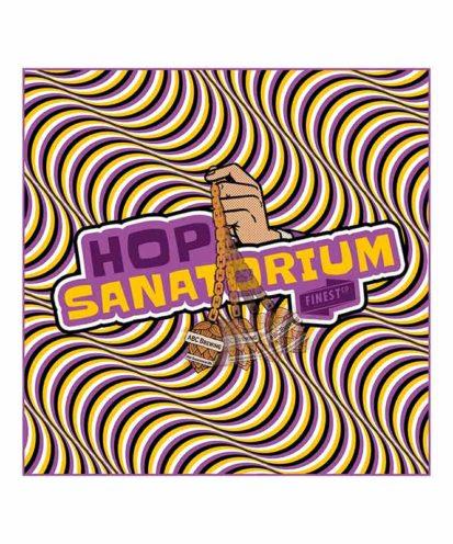 Hop Sanatorium bryggesett