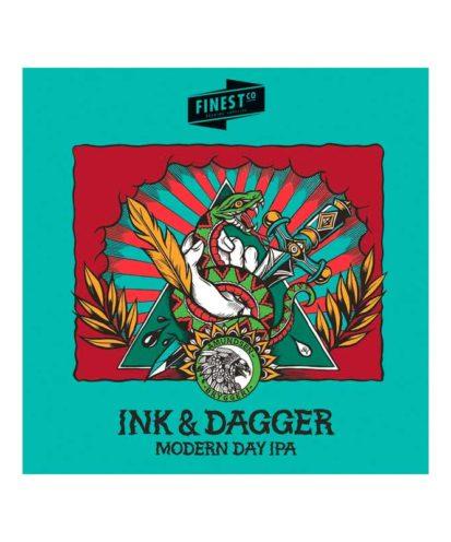 Amundsen Ink & Dagger ølsett