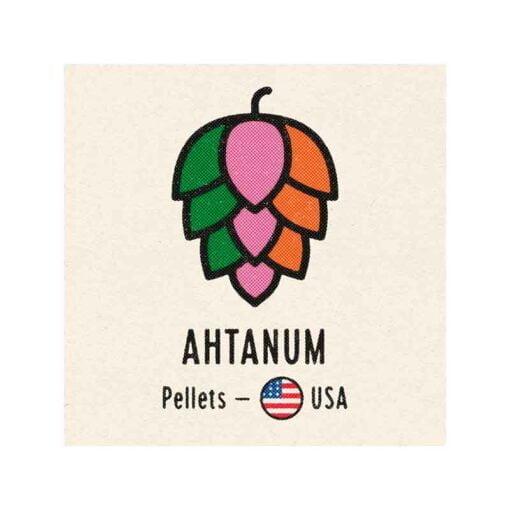 Ahtanum humle pellets 100g til ølbrygging
