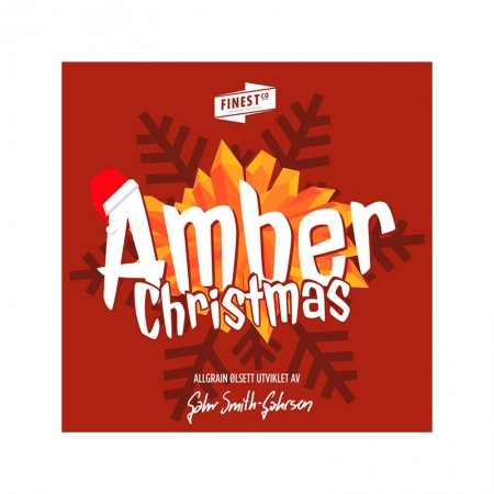 Amber Christmas bryggesett Fredrikstad