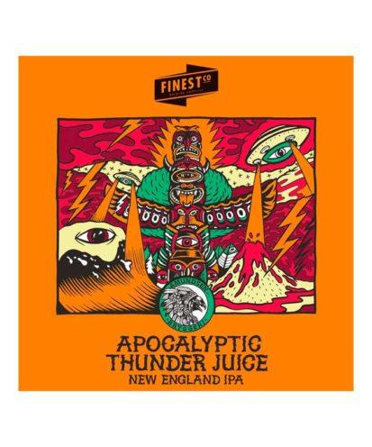 Amundsen Apocalyptic Thunder Juice bryggesett