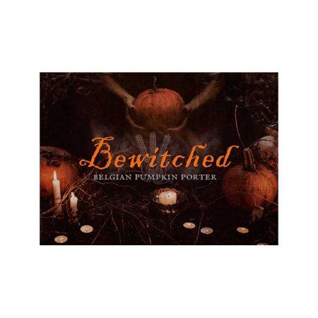 Bewitched Belgian Pumpkin porter