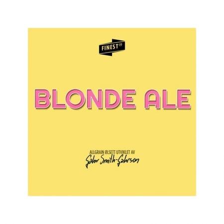Blonde Ale ølsett for hjemmebryggere