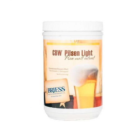 CBW Pilsen Light Maltekstrakt til ølbrygging