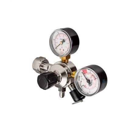 CO2 regulator. 1 utgang. Ny type