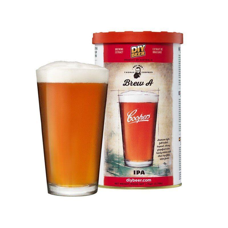 Coopers Brew A IPA Ekstraktsett