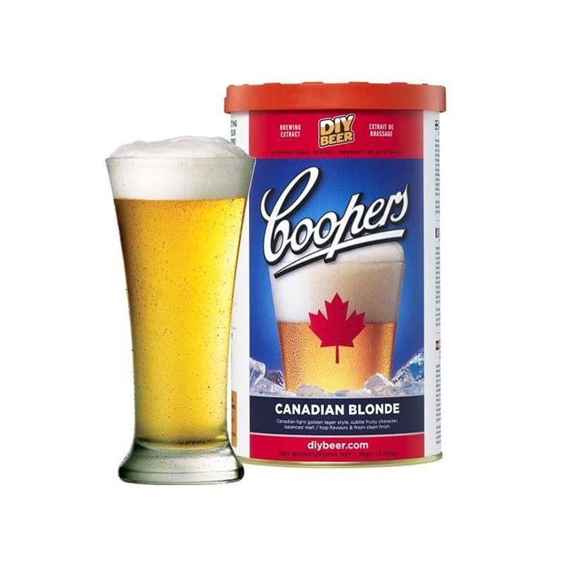 Coopers Canadian Blonde ekstraktsett