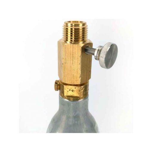 Deluxe Sodastream Adapter til AGA og Sodastream flasker