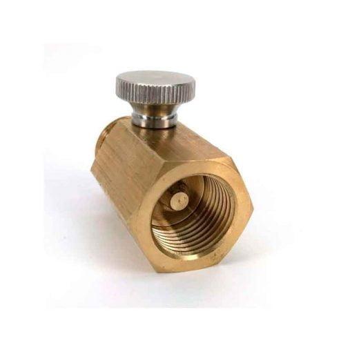 Deluxe sodastream adapter innvendig, med pinne