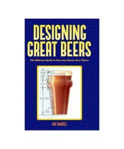 Designing great beers. Bok om ølbrygging