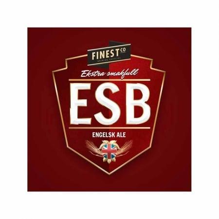ESB Engelsk bitter Ølsett
