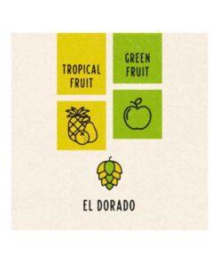 Humle med Tropiske smaker