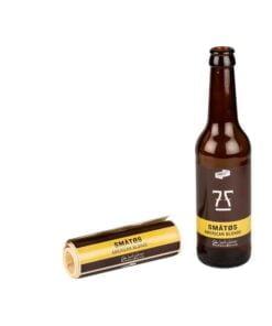 Etiketter til småtøs bryggesett