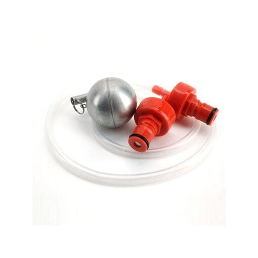 Fermzilla Red Plastic Pressure Kit for din Fermzilla