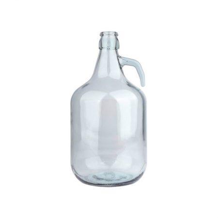 Glassballong. 4,5L til små batcher