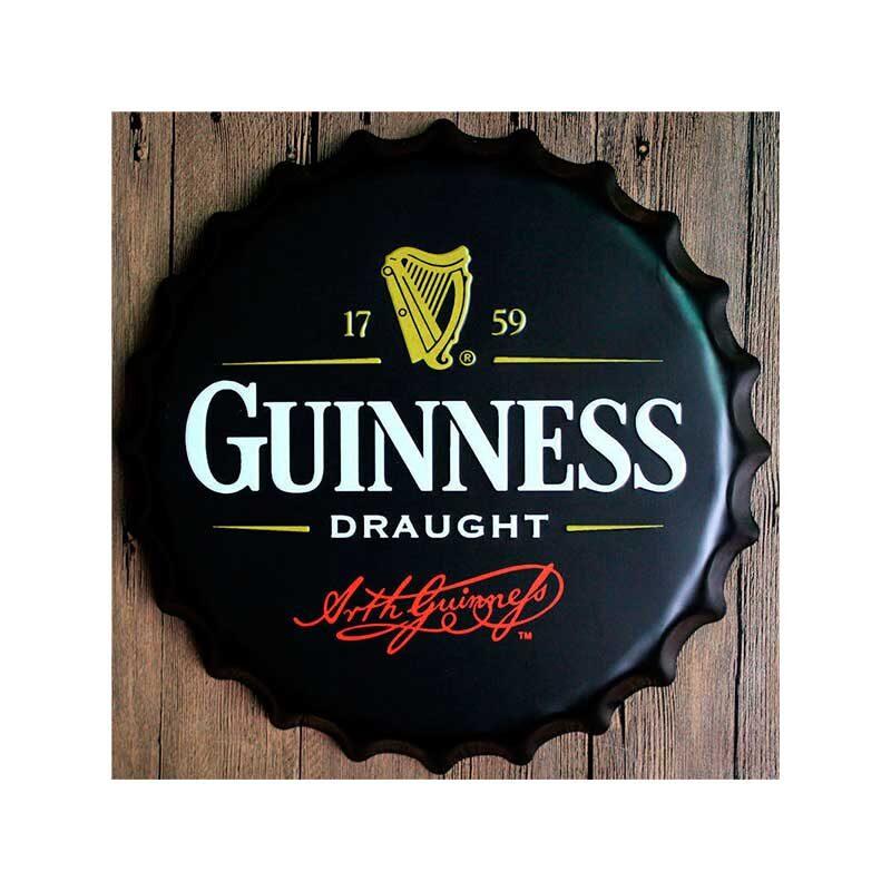 Guinness Draught ølskilt