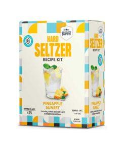 Hard Seltzer Ananas fra Mangrove Jack's