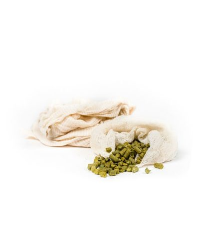 Humlepose i bomull til ølbrygging