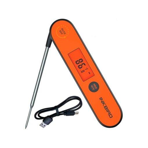 Inkbird oppladbart termometer til ølbrygging og mat