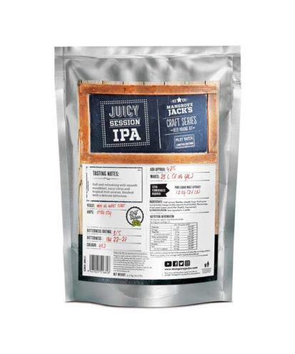 Juicy Session IPA Pouch ekstrakt bryggesett