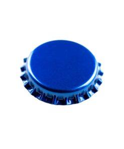 Ølkorker. 100 stk blå 26mm