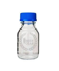 Laboratorieflaske 500 ml med lokk