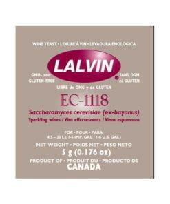 Lalvin EC 1118 cidergjær