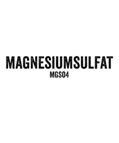 Magnesiumsulfat1kg i poser
