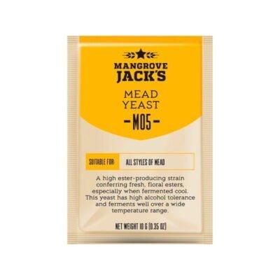 Mead Yeast M05. Gjær til mjød