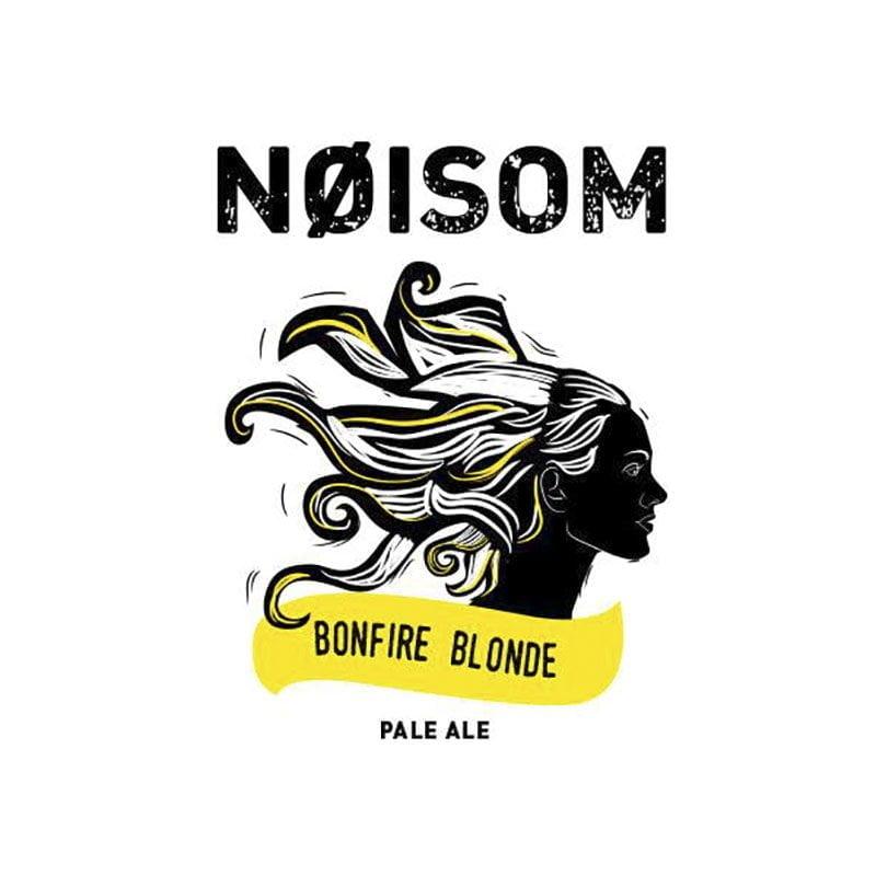 Bonfire Blonde Ølsett fra Nøisom