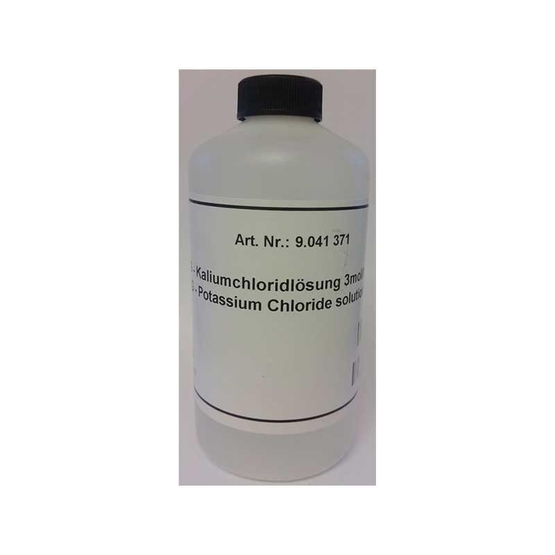 Oppbevaringvæske for pH elektrode.