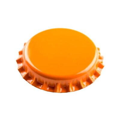 Oransje-ølkorker 100 stk