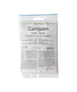 Potassium sulfite Vinoferm Campden. Dreper gjær