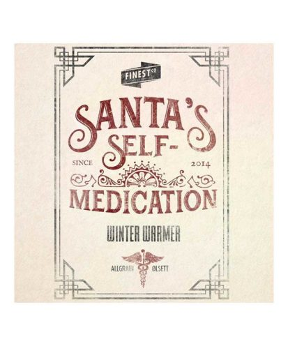 Santa's-Self-Medication til jul!