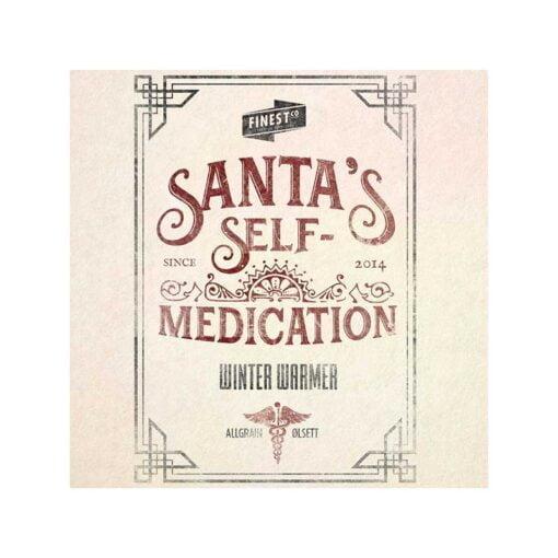 Santa's-Self-Medication til jul!
