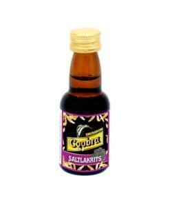 Snusaroma Salt lakris. Tilføres snus for smak og aroma