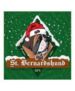 St. Bernhardshund MMXX