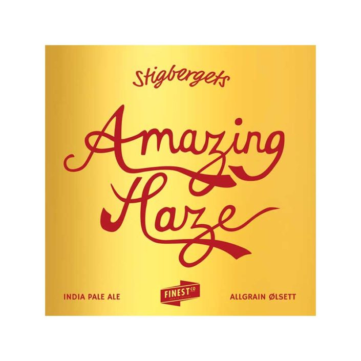 Stigbergets Amazing Haze ølsett