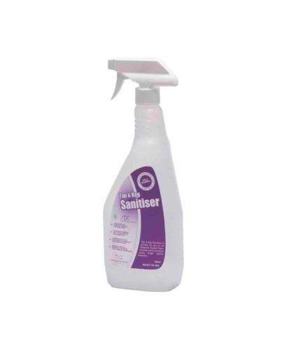 Tap & Keg Sanitizer effektiv mot gjær og bakterier