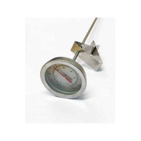 Termometer 30 cm med klips holder