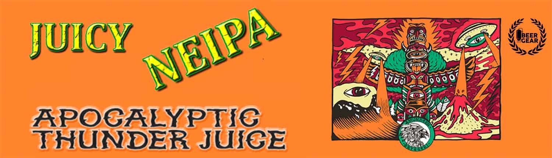 NEIPA Thunder Juice