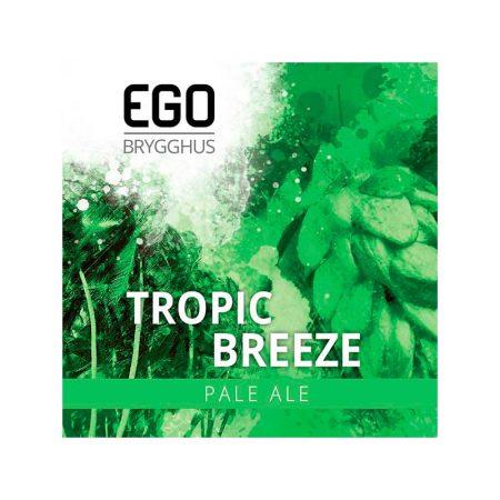 Tropic Breeze bryggesett fra EGO