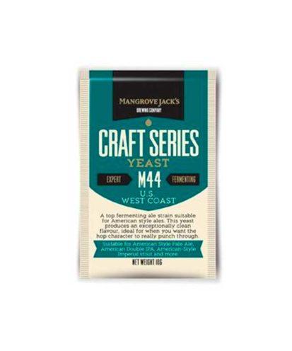 US West Coast M44 11,5G gjær til ølbrygging
