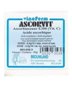 Vinoferm Ascorvit Askorbinsyre